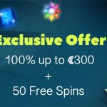 NEW! Wixstars Casino Welcome Bonus 2018 now available! 100% bonus up to €300 + 50 Free Spins up for grabs