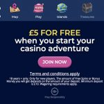 New UK Players – CasinoHeroes £5 Free No Deposit Bonus now available | New Welcome offer for players from the Rest of the World (ROW)