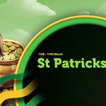 CasinoLuck St Patricks Day Promotion – Get deposit spins on Finn and the Swirly Spin, Jack and the Beanstalk, and Rainbow Charms from the 15th until 17th March 2018!