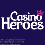CasinoHeroes Summer Games Promotion 2018 – be showered with bonus spins and more!