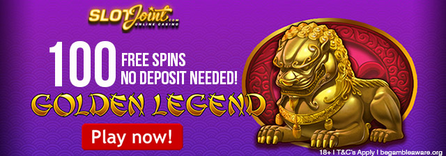 100 Free Spins No Deposit Required