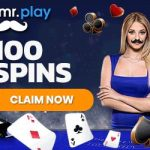 Mr Play Casino Welcome Bonus | 20 Spins on Book of Dead & 200% Bonus up to €/$/£500 on first deposit