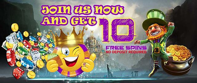 New Claim 10 Casinotoken No Deposit Free Spins On Registration